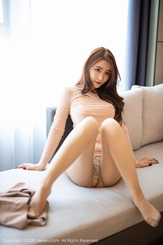 [XiuRen] Vol.2246 Fei Yue Ying 16P, Foot, Xie Zhi Xin, Xiuren