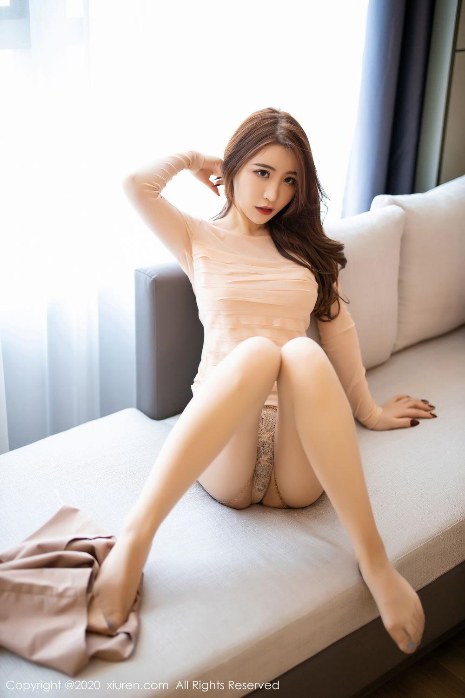 [XiuRen] Vol.2246 Fei Yue Ying 17P, Foot, Xie Zhi Xin, Xiuren