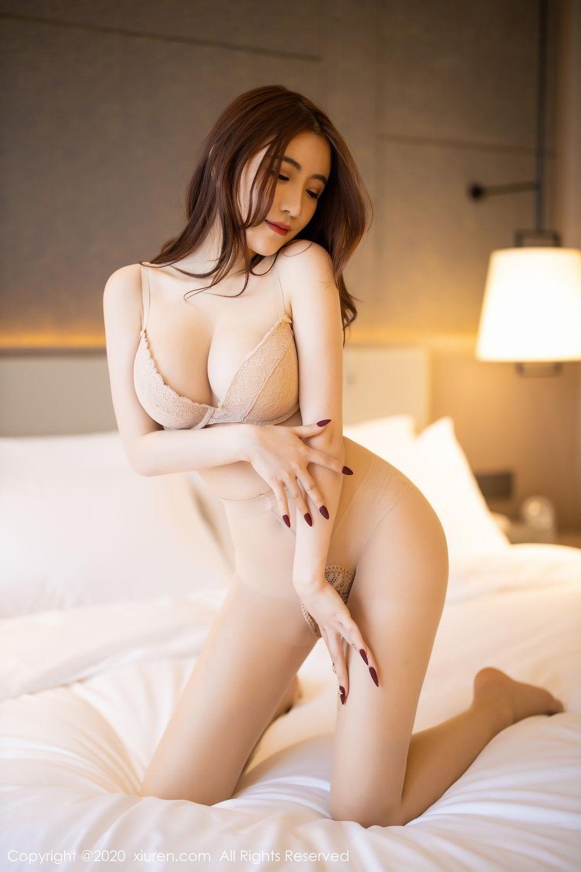 [XiuRen] Vol.2246 Fei Yue Ying 3P, Foot, Xie Zhi Xin, Xiuren