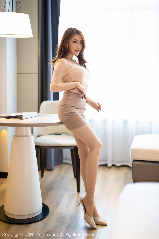 [XiuRen] Vol.2246 Fei Yue Ying 6P, Foot, Xie Zhi Xin, Xiuren