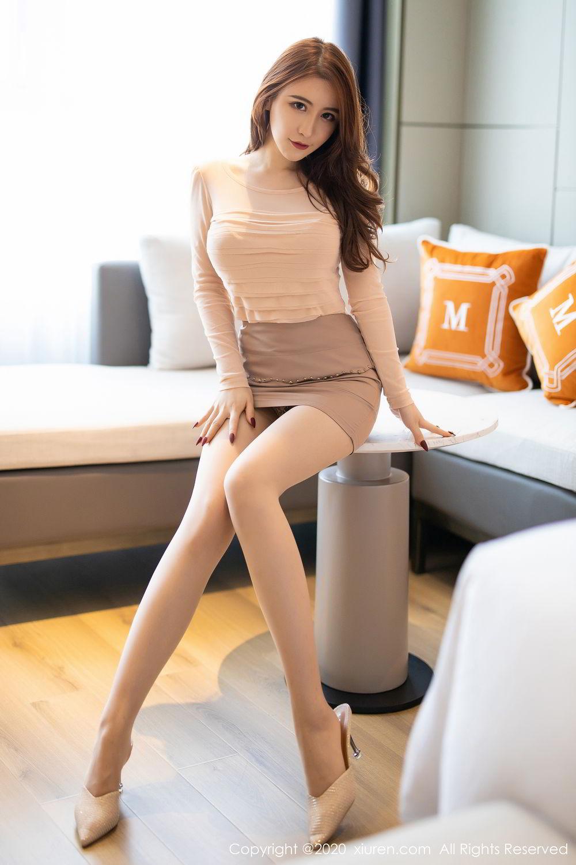 [XiuRen] Vol.2246 Fei Yue Ying 8P, Foot, Xie Zhi Xin, Xiuren
