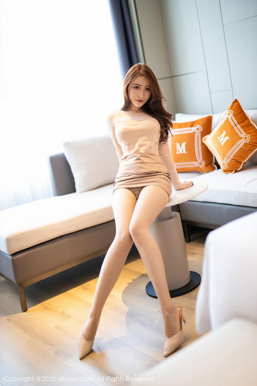 [XiuRen] Vol.2246 Fei Yue Ying 9P, Foot, Xie Zhi Xin, Xiuren