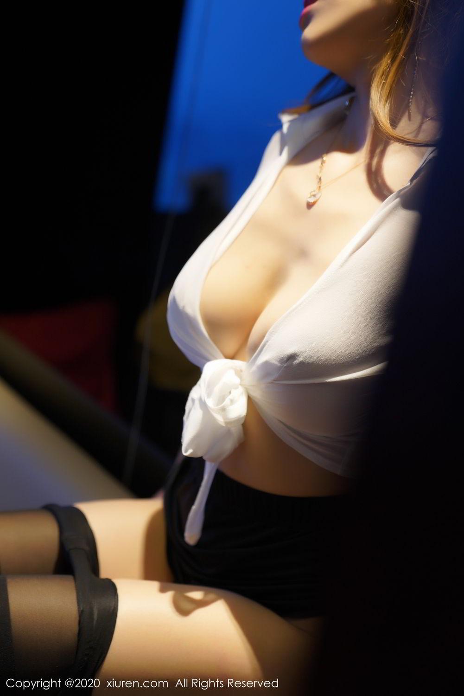 [XiuRen] Vol.2253 Tian Xiao Yan 21P, Black Silk, Tian Xiao Yan, Underwear, Xiuren