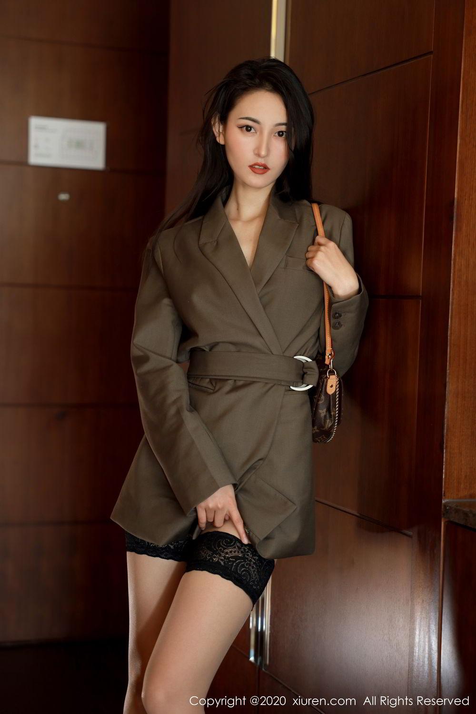 [XiuRen] Vol.2258 Cheng Hui Xian 3P, Cheng Hui Xian, Slim, Underwear, Xiuren