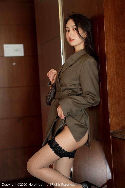 [XiuRen] Vol.2258 Cheng Hui Xian 4P, Cheng Hui Xian, Slim, Underwear, Xiuren