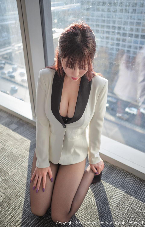 [XiuRen] Vol.2259 Wang Yu Chun 51P, Black Silk, Mature, Underwear, Wang Yu Chun, Xiuren