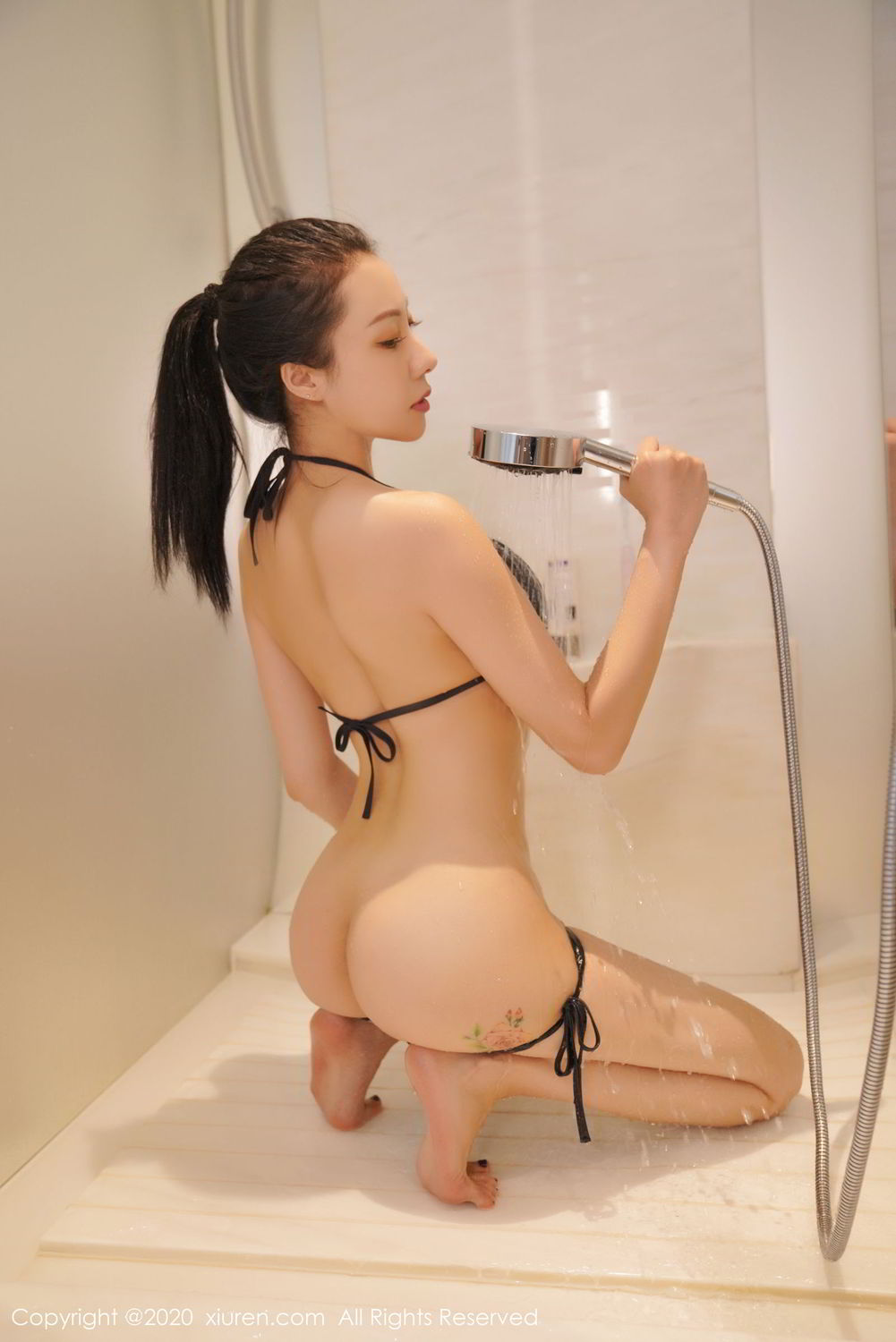 [XiuRen] Vol.2264 Song Guo Er 30P, Bathroom, Bikini, Song Guo Er, Wet, Xiuren