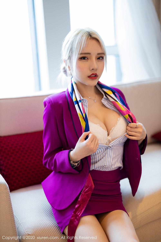 [XiuRen] Vol.2266 Wang Zhao Lu 18P, Stewardess, Wang Zhao Lu, Xiuren