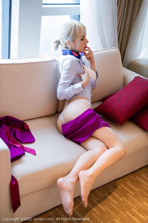 [XiuRen] Vol.2266 Wang Zhao Lu 29P, Stewardess, Wang Zhao Lu, Xiuren