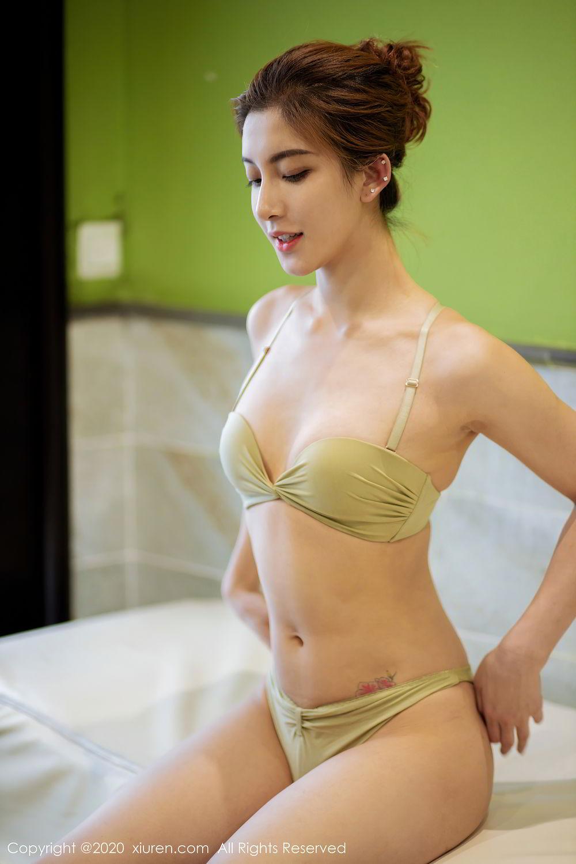 [XiuRen] Vol.2276 Lin Wen Wen 59P, Black Silk, Lin Wen Wen, Tall, Xiuren