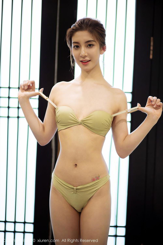 [XiuRen] Vol.2276 Lin Wen Wen 63P, Black Silk, Lin Wen Wen, Tall, Xiuren