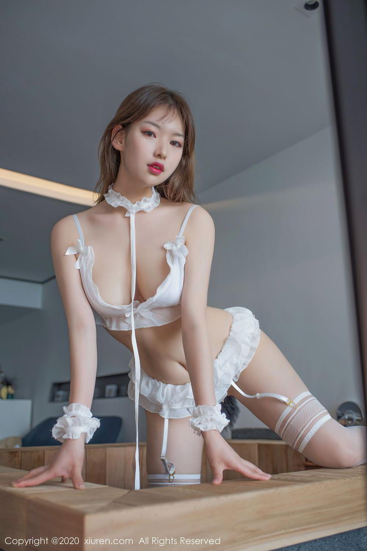 [XiuRen] Vol.2278 Xiao Xuan Fancy 1P, Bathroom, Black Silk, Underwear, Xiao Xuan Fancy, Xiuren