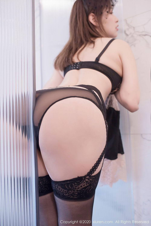 [XiuRen] Vol.2278 Xiao Xuan Fancy 30P, Bathroom, Black Silk, Underwear, Xiao Xuan Fancy, Xiuren