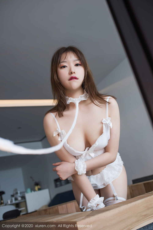 [XiuRen] Vol.2278 Xiao Xuan Fancy 34P, Bathroom, Black Silk, Underwear, Xiao Xuan Fancy, Xiuren