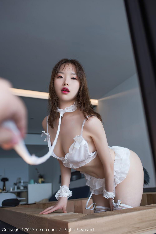 [XiuRen] Vol.2278 Xiao Xuan Fancy 35P, Bathroom, Black Silk, Underwear, Xiao Xuan Fancy, Xiuren