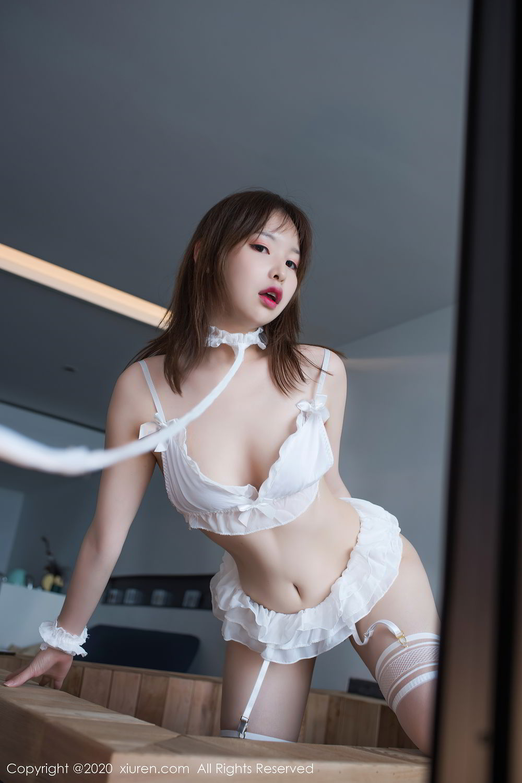 [XiuRen] Vol.2278 Xiao Xuan Fancy 37P, Bathroom, Black Silk, Underwear, Xiao Xuan Fancy, Xiuren