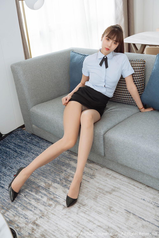 [XiuRen] Vol.2280 Ke Le Vicky 21P, Ke Le Vicky, Pure, Tall, Uniform, Xiuren