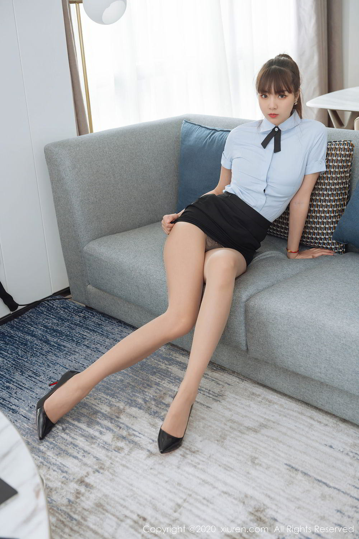 [XiuRen] Vol.2280 Ke Le Vicky 22P, Ke Le Vicky, Pure, Tall, Uniform, Xiuren