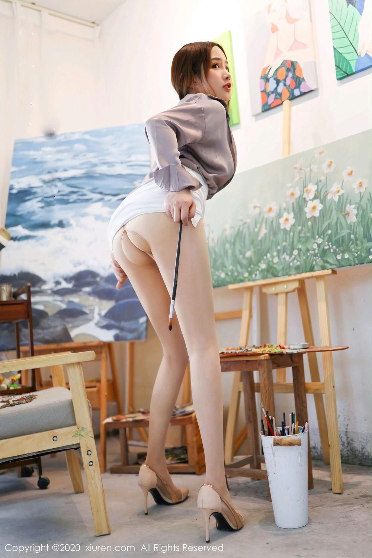 [XiuRen] Vol.2288 Xu Cake 10P, Underwear, Xiuren, Xu Cake