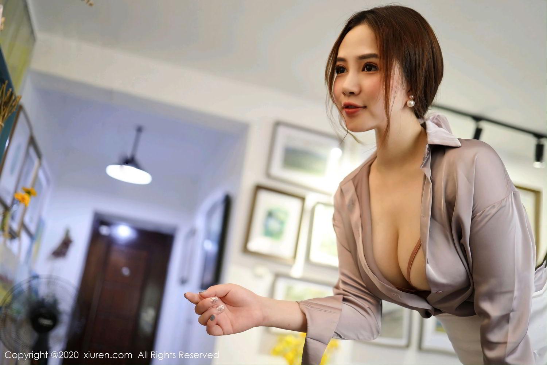 [XiuRen] Vol.2288 Xu Cake 11P, Underwear, Xiuren, Xu Cake