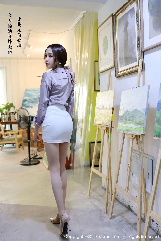 [XiuRen] Vol.2288 Xu Cake 12P, Underwear, Xiuren, Xu Cake
