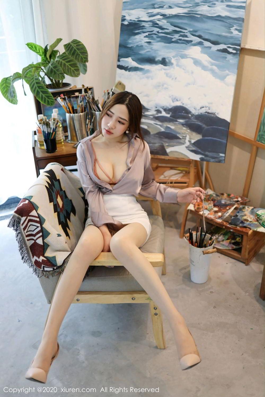 [XiuRen] Vol.2288 Xu Cake 16P, Underwear, Xiuren, Xu Cake
