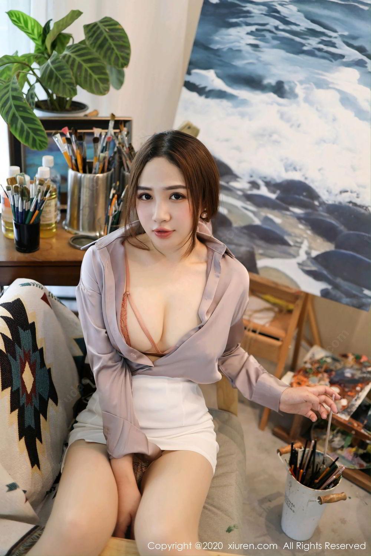 [XiuRen] Vol.2288 Xu Cake 17P, Underwear, Xiuren, Xu Cake