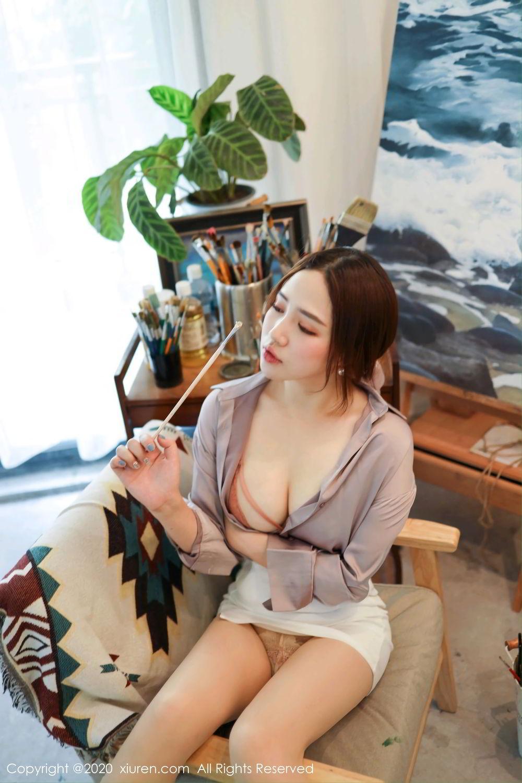 [XiuRen] Vol.2288 Xu Cake 18P, Underwear, Xiuren, Xu Cake