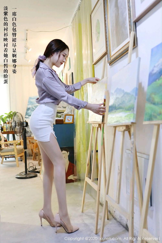 [XiuRen] Vol.2288 Xu Cake 23P, Underwear, Xiuren, Xu Cake