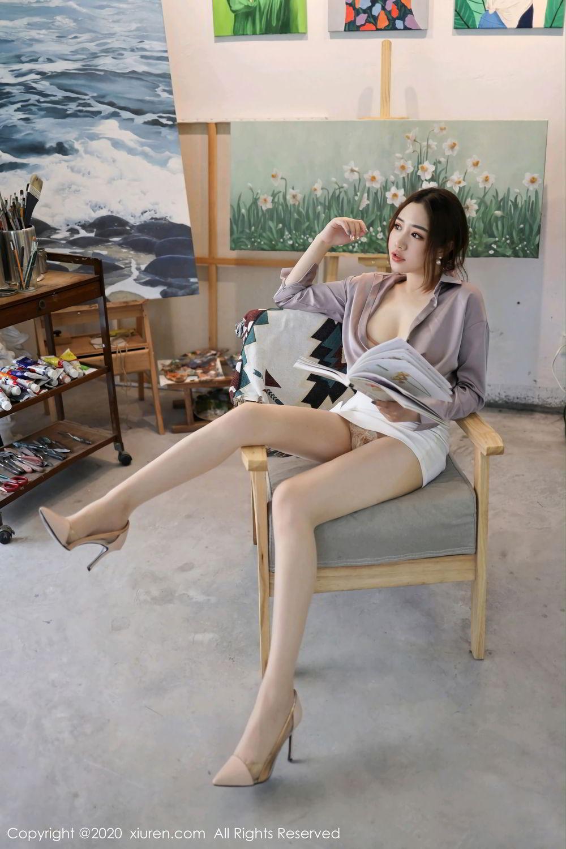 [XiuRen] Vol.2288 Xu Cake 29P, Underwear, Xiuren, Xu Cake