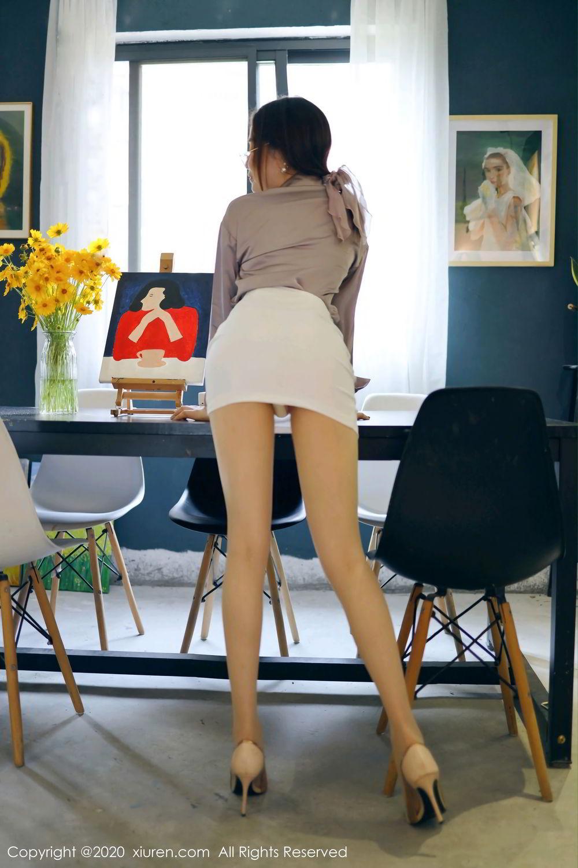 [XiuRen] Vol.2288 Xu Cake 2P, Underwear, Xiuren, Xu Cake