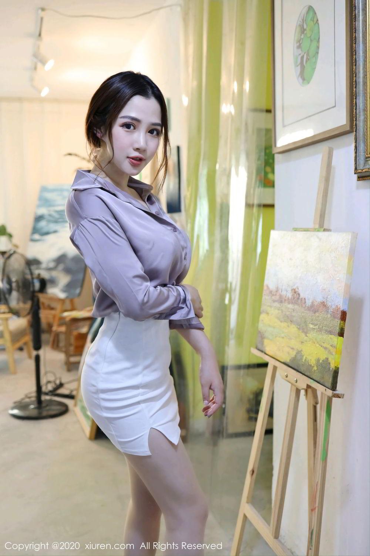 [XiuRen] Vol.2288 Xu Cake 34P, Underwear, Xiuren, Xu Cake