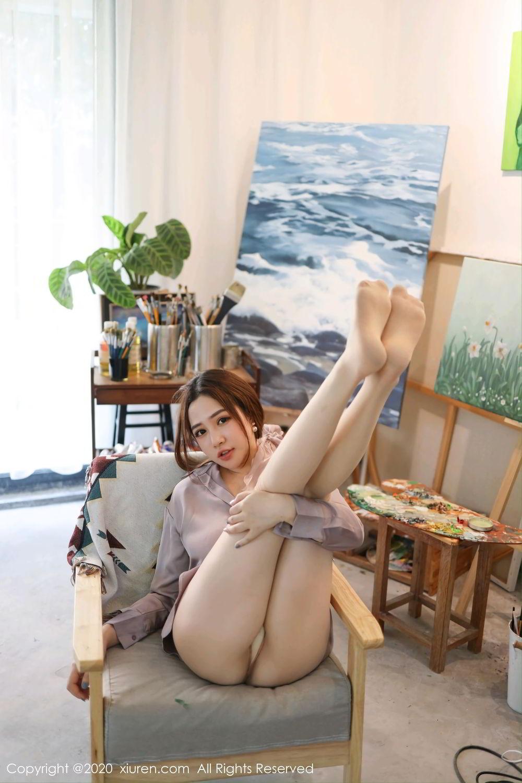 [XiuRen] Vol.2288 Xu Cake 37P, Underwear, Xiuren, Xu Cake