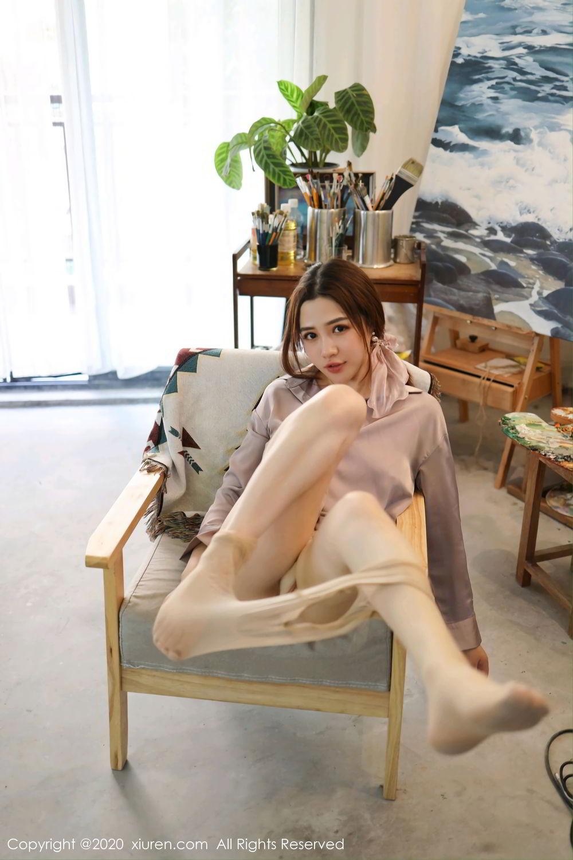 [XiuRen] Vol.2288 Xu Cake 40P, Underwear, Xiuren, Xu Cake