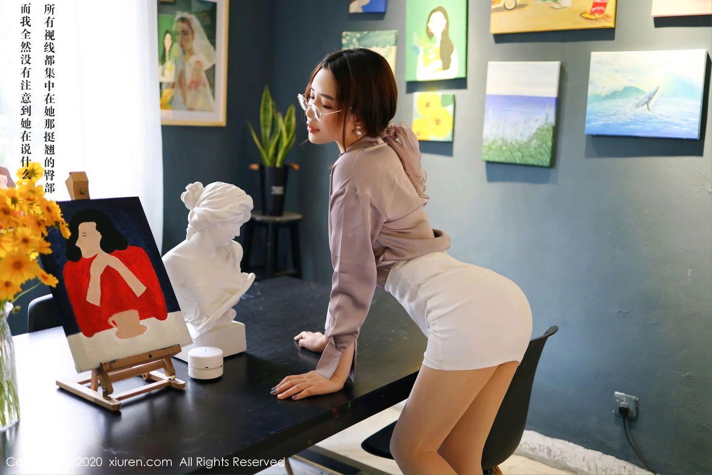 [XiuRen] Vol.2288 Xu Cake 71P, Underwear, Xiuren, Xu Cake