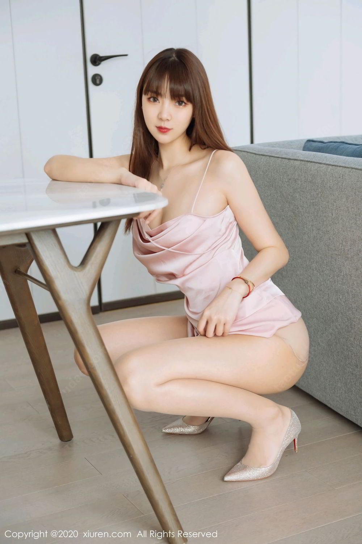 [XiuRen] Vol.2299 Ke Le Vicky 29P, Black Silk, Ke Le Vicky, Pure, Tall, Xiuren
