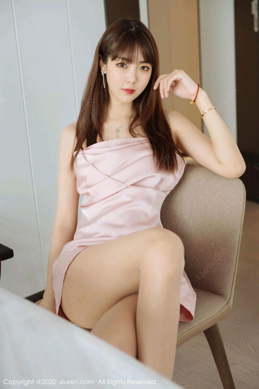 [XiuRen] Vol.2299 Ke Le Vicky 31P, Black Silk, Ke Le Vicky, Pure, Tall, Xiuren