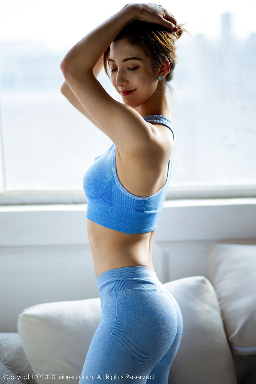 [XiuRen] Vol.2316 Lin Wen Wen 21P, Lin Wen Wen, Tall, Underwear, Xiuren