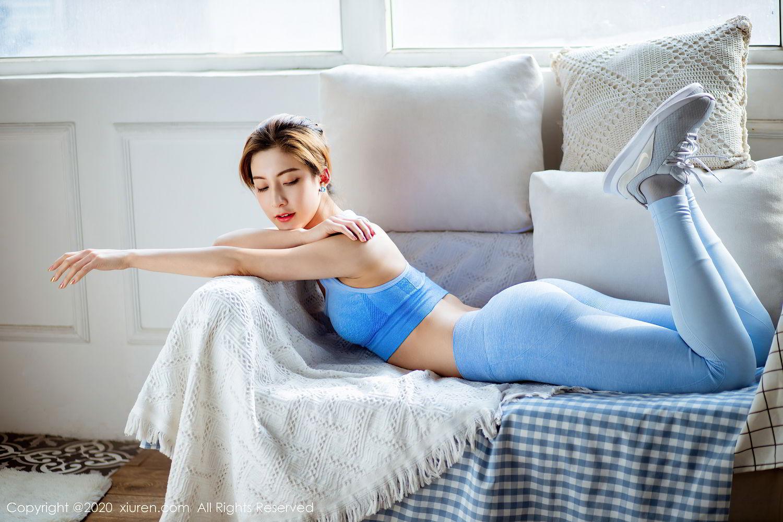 [XiuRen] Vol.2316 Lin Wen Wen 34P, Lin Wen Wen, Tall, Underwear, Xiuren