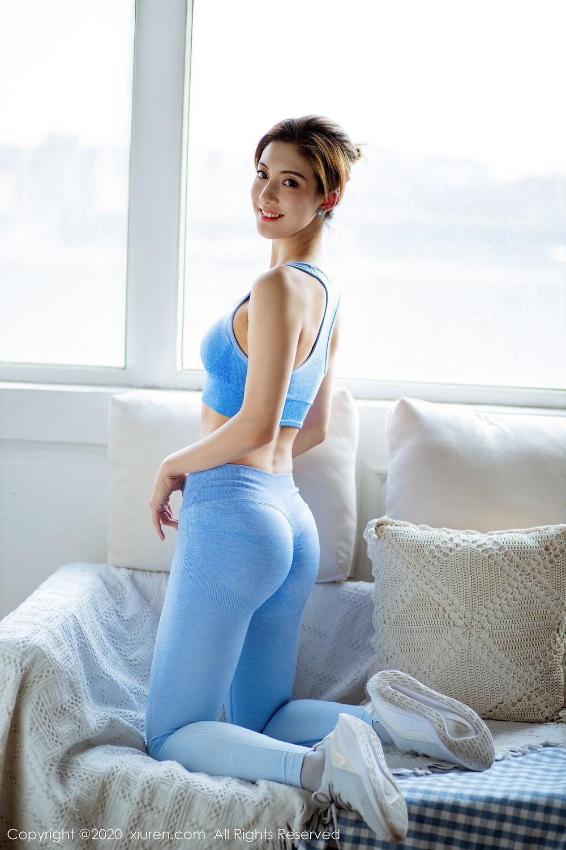 [XiuRen] Vol.2316 Lin Wen Wen 3P, Lin Wen Wen, Tall, Underwear, Xiuren
