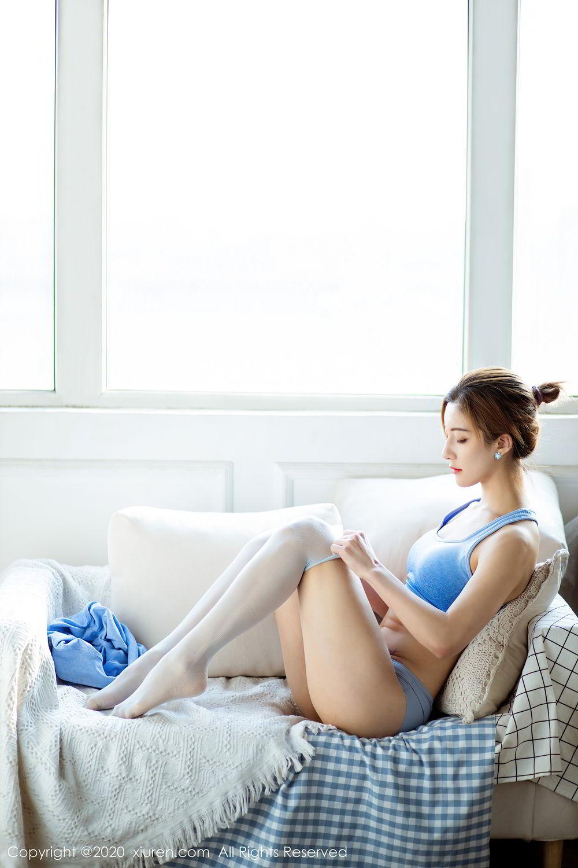 [XiuRen] Vol.2316 Lin Wen Wen 41P, Lin Wen Wen, Tall, Underwear, Xiuren