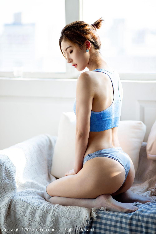[XiuRen] Vol.2316 Lin Wen Wen 46P, Lin Wen Wen, Tall, Underwear, Xiuren