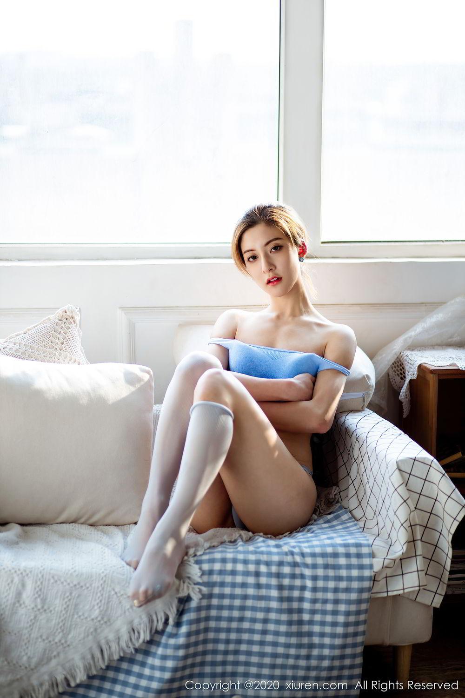 [XiuRen] Vol.2316 Lin Wen Wen 54P, Lin Wen Wen, Tall, Underwear, Xiuren