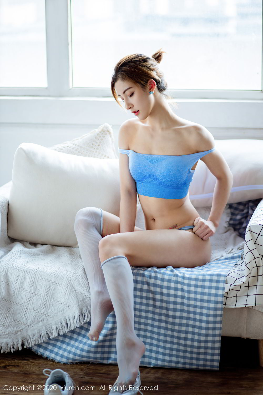 [XiuRen] Vol.2316 Lin Wen Wen 57P, Lin Wen Wen, Tall, Underwear, Xiuren