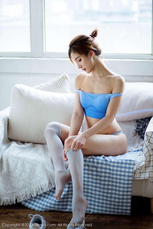 [XiuRen] Vol.2316 Lin Wen Wen 58P, Lin Wen Wen, Tall, Underwear, Xiuren