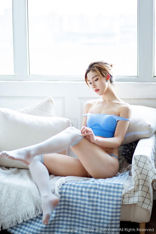 [XiuRen] Vol.2316 Lin Wen Wen 59P, Lin Wen Wen, Tall, Underwear, Xiuren