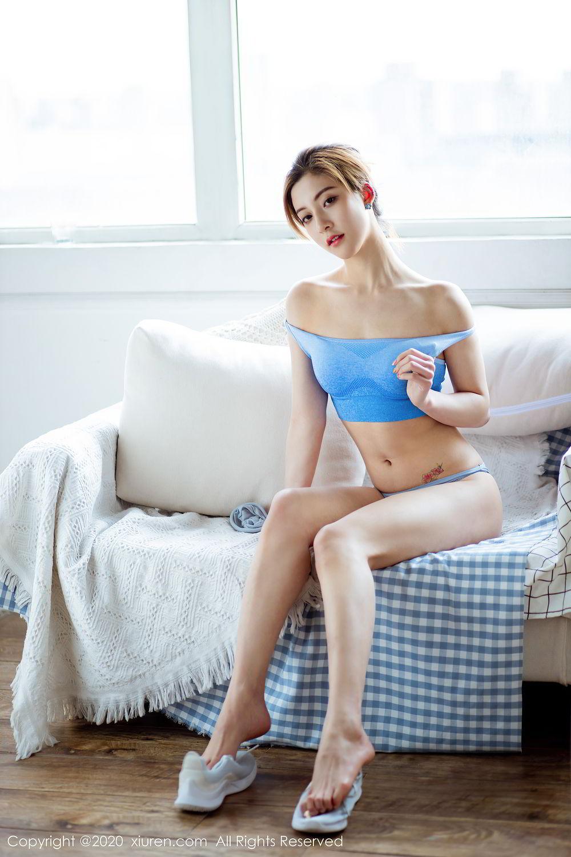 [XiuRen] Vol.2316 Lin Wen Wen 62P, Lin Wen Wen, Tall, Underwear, Xiuren