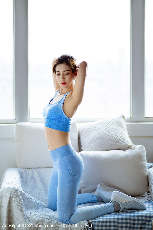 [XiuRen] Vol.2316 Lin Wen Wen 68P, Lin Wen Wen, Tall, Underwear, Xiuren
