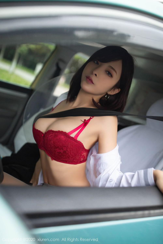 [XiuRen] Vol.2322 Chen Xiao Miao 11P, Chen Xiao Miao, Underwear, Uniform, Xiuren