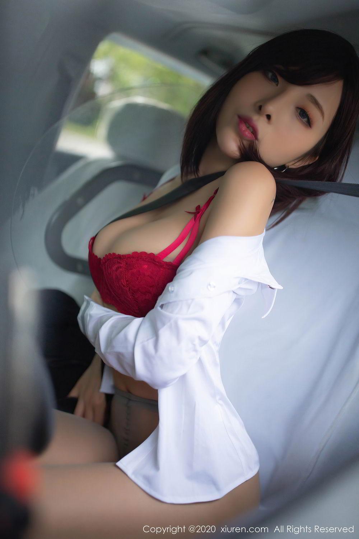 [XiuRen] Vol.2322 Chen Xiao Miao 13P, Chen Xiao Miao, Underwear, Uniform, Xiuren
